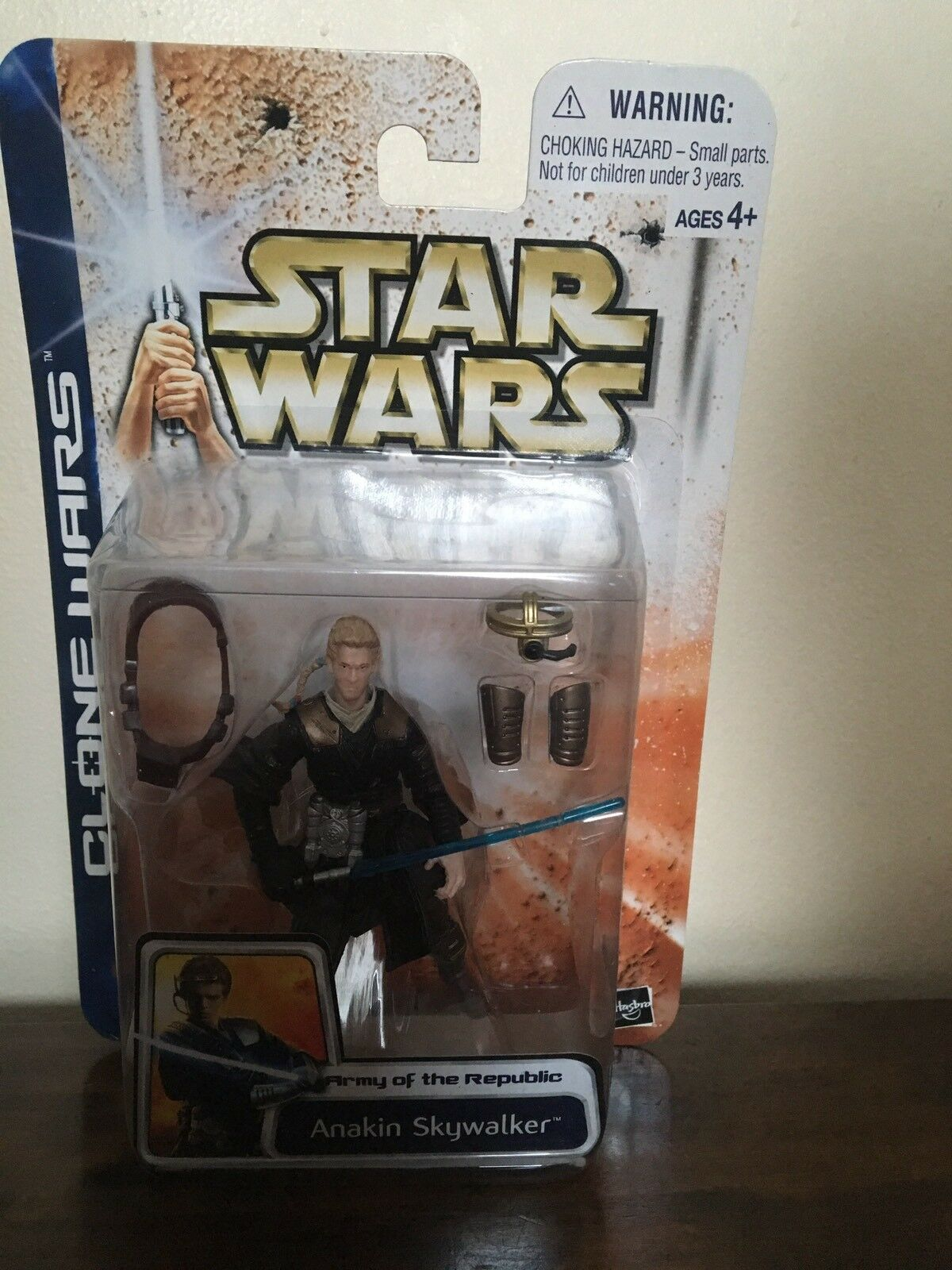 Pool Filtersand Obi Wars Clone Wars Anakin Skywalker Army Of The Republic Carded