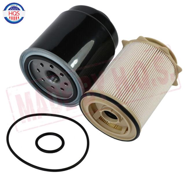 Oil  Fuel Filter for Dodge RAM 67l Diesel 2013-17 2500 3500 4500