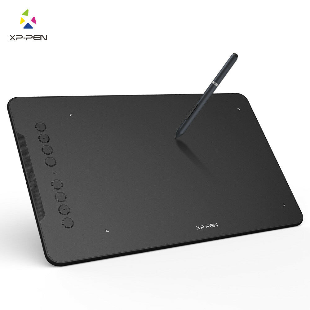Design Tablett Xp-pen G640 6x4'' Drawing Tablet Digital Signature Osu
