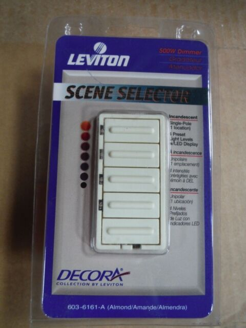 Leviton 6161 Dimmer Wire Diagram Wiring Diagram Library