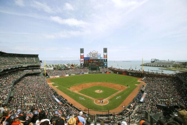 San Francisco Giants Tickets - StubHub