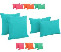Patio Throw Pillows Garden Decorative Cushions Outdoor ...