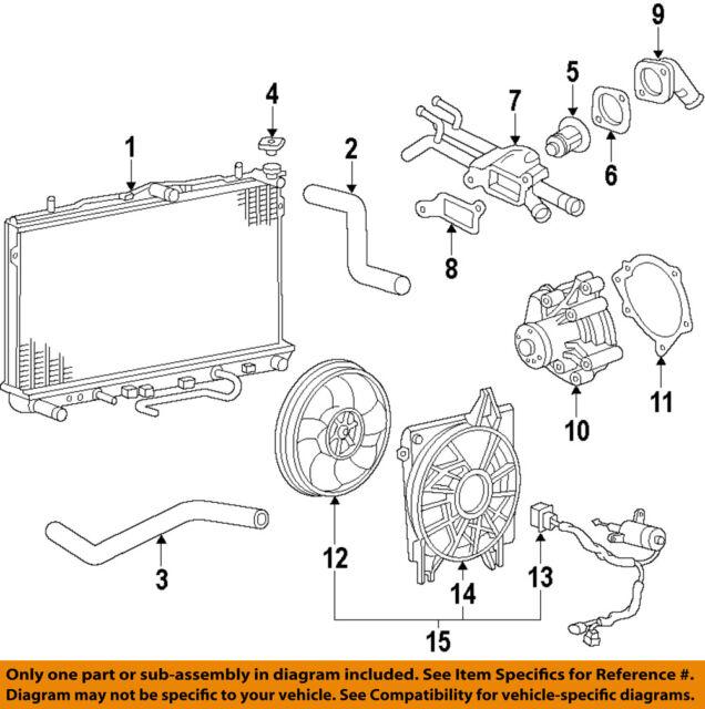 Buy Kia OEM 14-16 Sportage Radiator-upper Hose 254112S101 online eBay