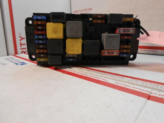 06 Mercedes CLK fuse box 2095452001 5452001 NF0404 for sale online