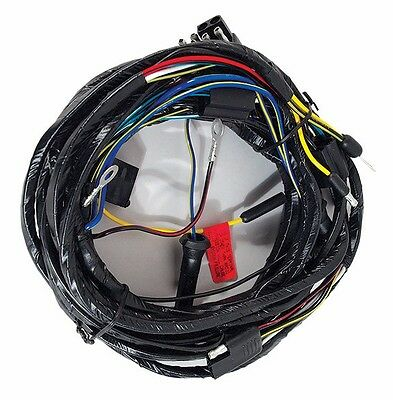 1966 Ford Mustang Headlight Wiring Harness from Firewall eBay