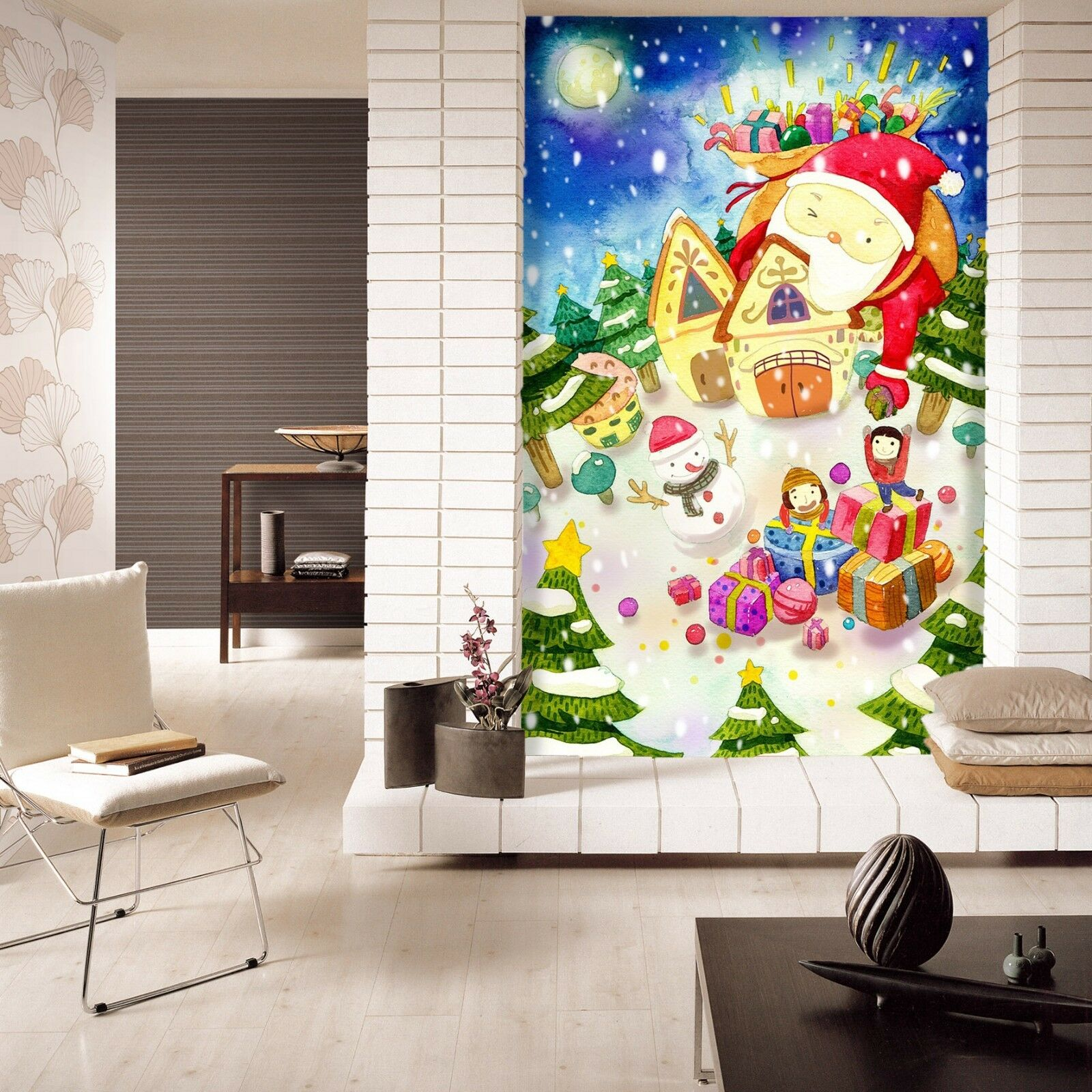 3d Fototapete Nashorn Shop Makes Buying And Selling 3d Mond Weihnachtsmann 6 Tapete Tapete