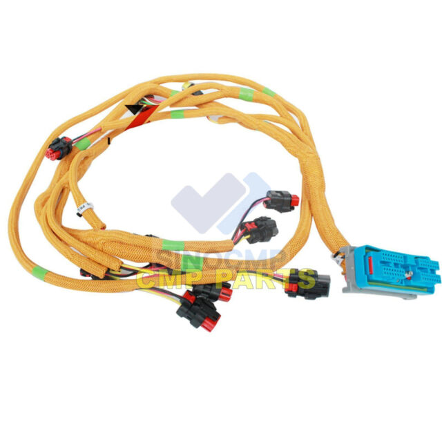 C64 Engine E320d 320d Wire Harness 296-4617 for Cat Excavator