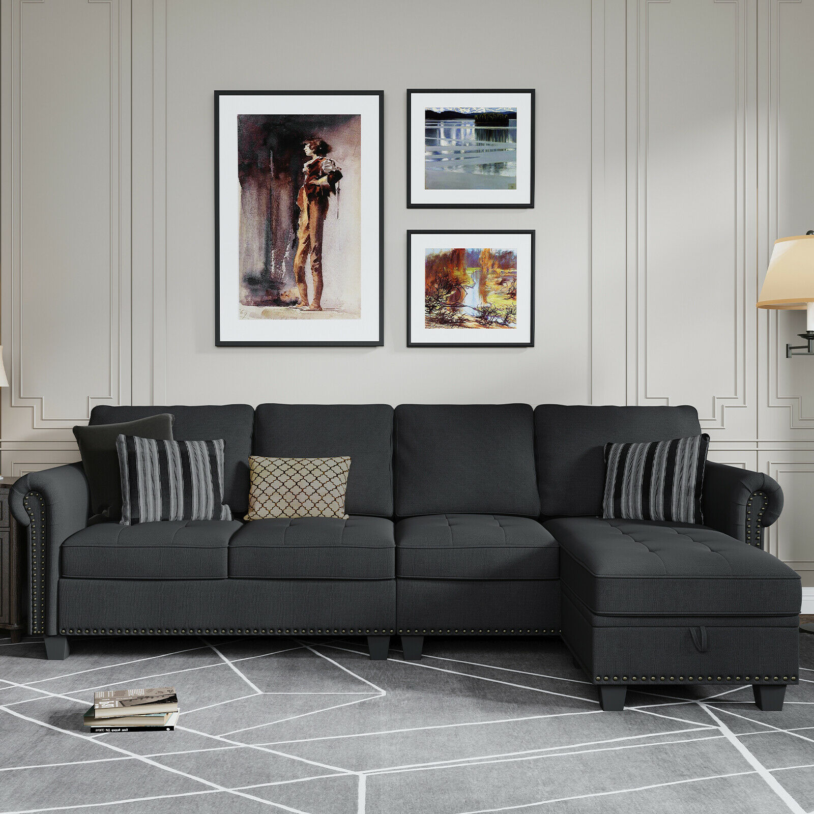 Hamilton Convertible Sofa For Sale Online Ebay