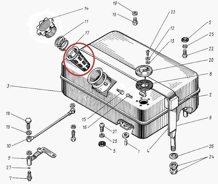 Kubota Tractor Fuel Cap - Best Place to Find Wiring and Datasheet