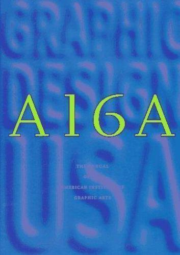 Graphic Design USA Graphic Design U S A No 16  The Annual of