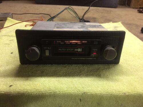 Vintage/Classic RADIOMOBILE AKB 700 car stereo headunit (cassette