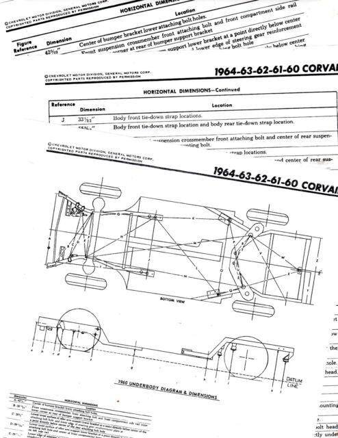 1961 Corvair Wiring Diagram Wiring Diagram