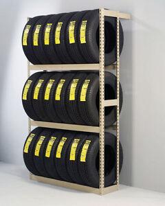 Tire Rack Garage Storage Wall Mount Multi Tire Vertical