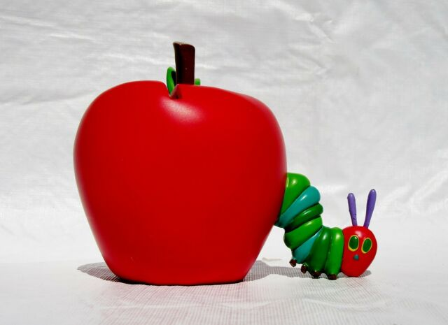 The Very Hungry Caterpillar Piggy Bank Baby Gift Christening 10699