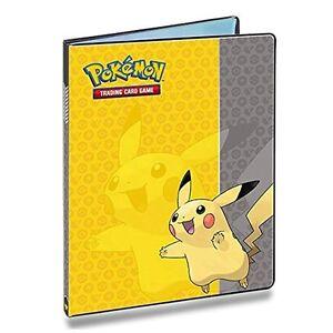Ultra Pro Pokemon Card Binder Featuring Pikachu Album