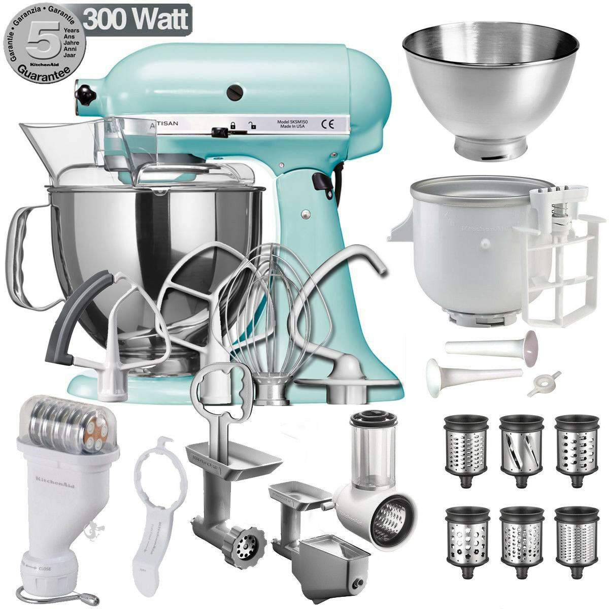 Robot Da Cucina Chicco 5ksm175ps Robot Cucina Kitchenaid Artisan 4 8l Food