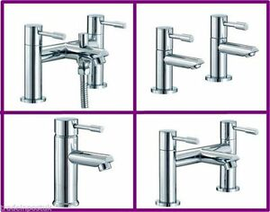 Minimalist Bathroom Sink Basin Mixer Bath Filler Shower