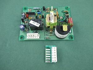 atwood 34696 hydro flame furnace circuit board kit rv parts