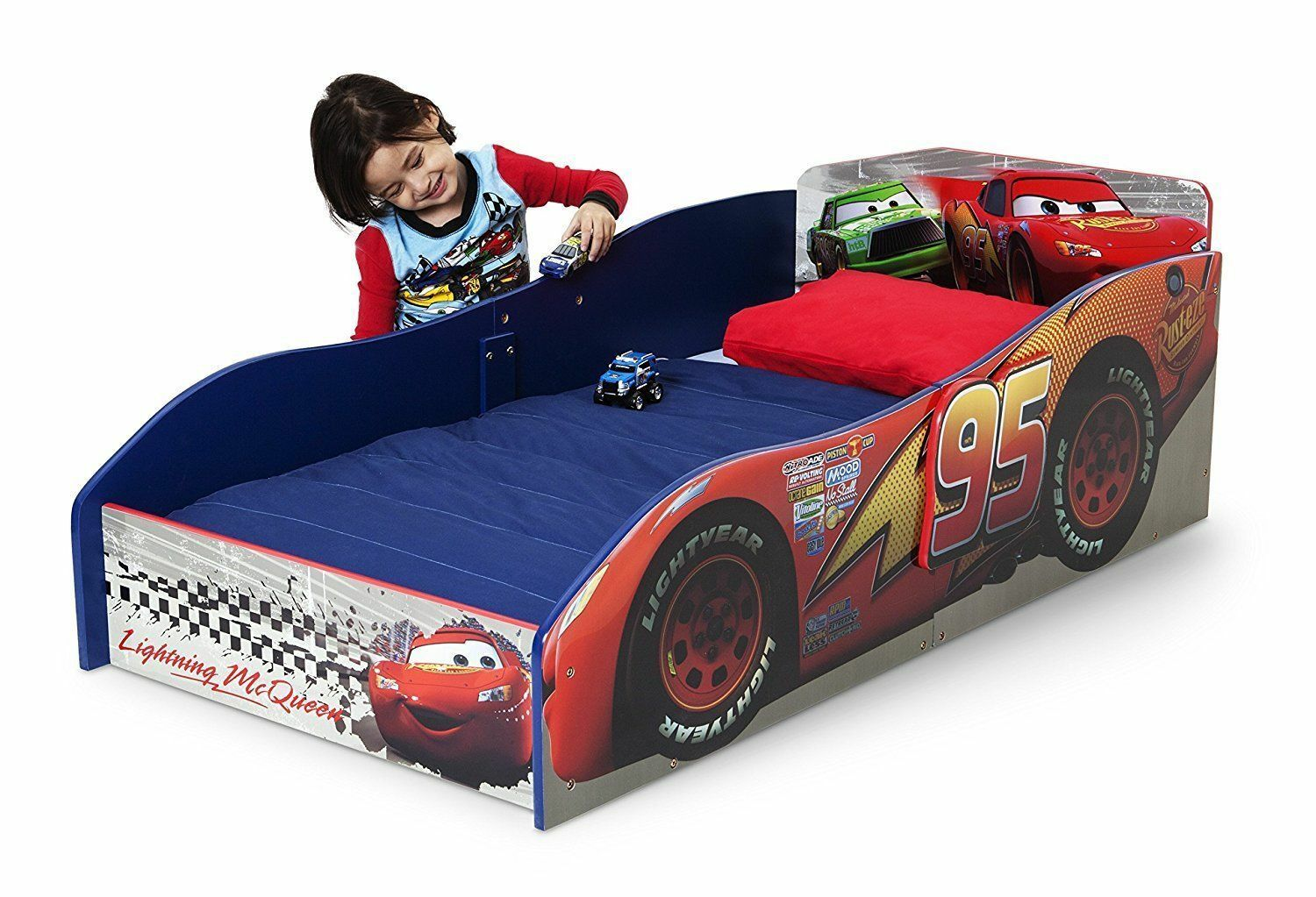 Cars Kinderbett 145 X 76 Cm Variante:cars Delta Childrens Products Disney 3d Kinderbett Lightning Mcqueen Princess Mickey Minnie Ca Baby Novocorefloor Baby- & Kleinkindbetten