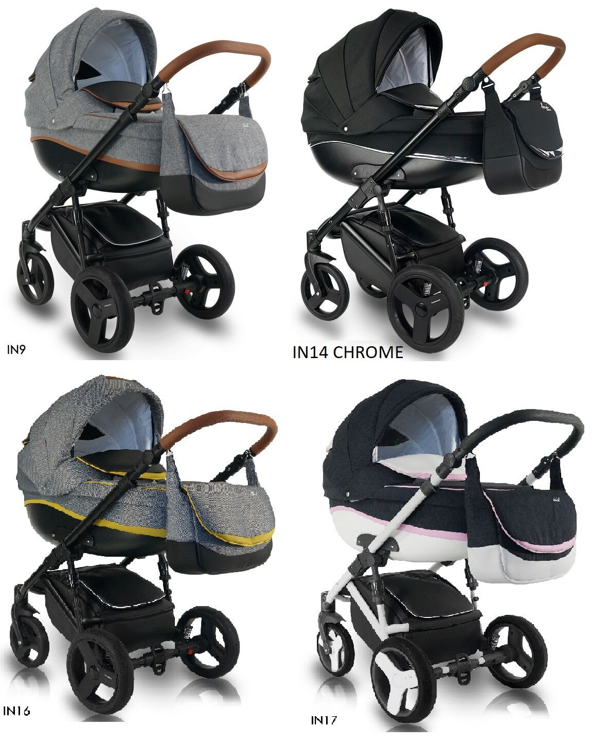 Toy Buggy With Car Seat Baby Pram Ideal New Bexa Pushchair Buggy Stroller Car Seat 4in1 Travel System