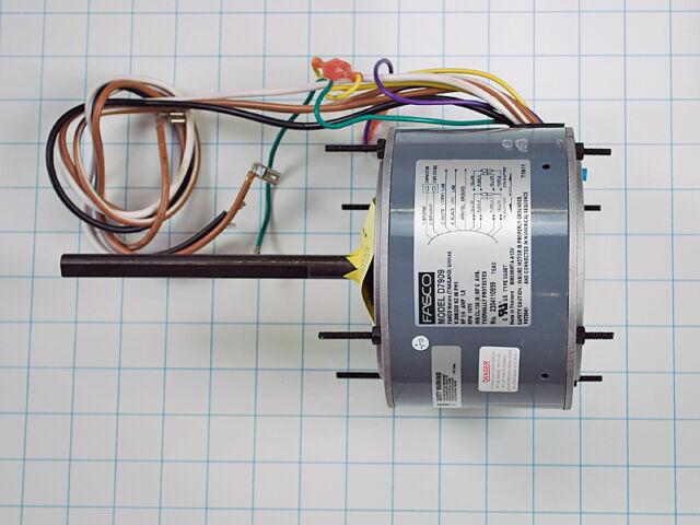 Fasco Fan Motor Wiring Wiring Diagram