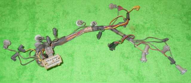 1967 67 Ford Mustang Instrument Panel Cluster Wiring for sale online