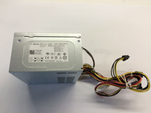 Vk6v1 Dell Vostro 460 Mini Tower Power Supply 350 Watt 0VK6V1 for