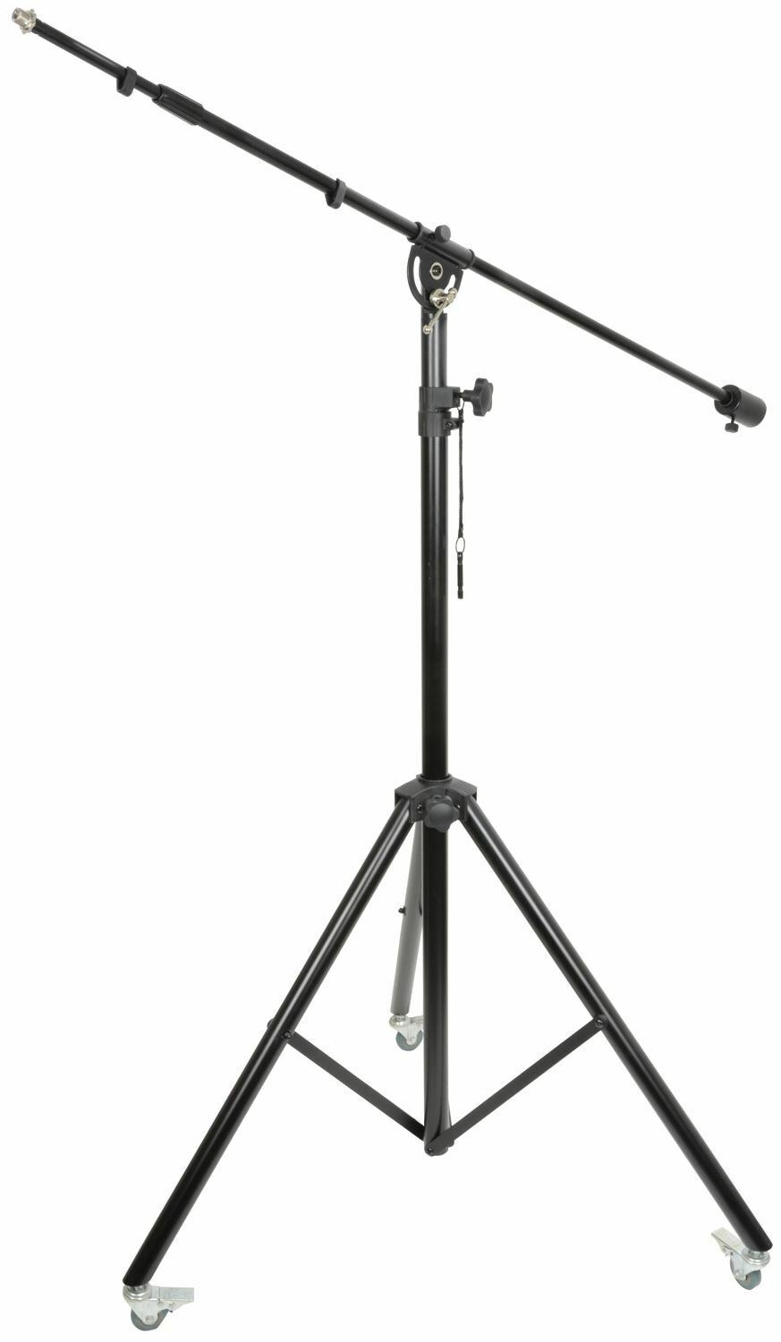 Mesa De Mezclas Hercules Mk4 Boom Stand With Wheels 180 075uk Studio Microphone Oeqmum1336