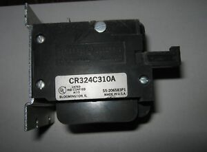 Ge Cr324c310a Overload Relay Used 783166397312 Ebay
