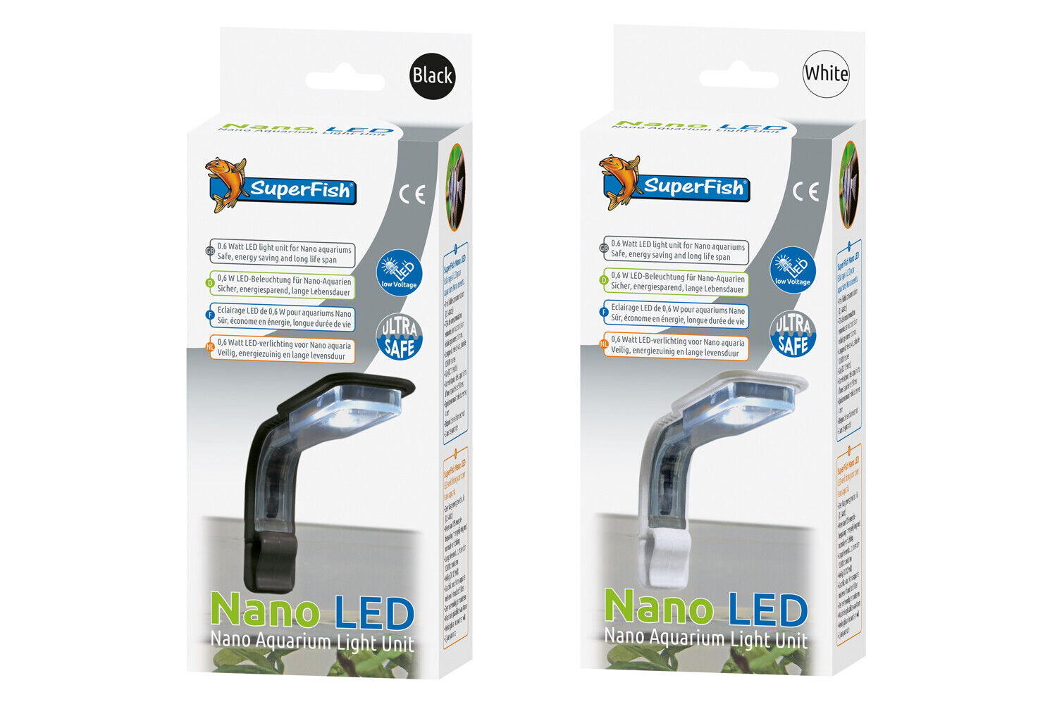 Led Licht Für Nano Aquarium White Superfish Nano Led Aquarium Tank Light Unit