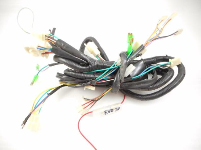 Taotao Lancer 150cc Scooter Complete Wiring Harness for sale online