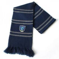 Harry Potter Ravenclaw Thicken Wool Knit Scarf Wrap Soft ...