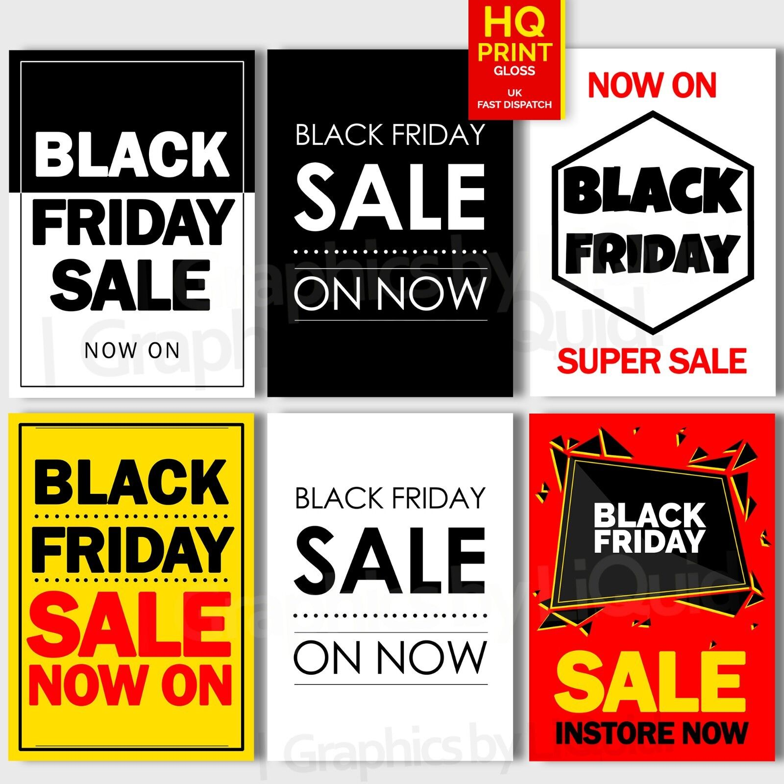Sale Black Friday Details About Black Friday Sale Poster Sale Now On Printed Sign Poster