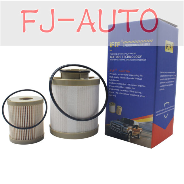 Buy Fits Ford F Series 60l Powerstroke Turbo Diesel Fuel Filter