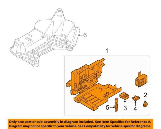 2007 Volkswagen EOS Fuse Panel Block for sale online eBay