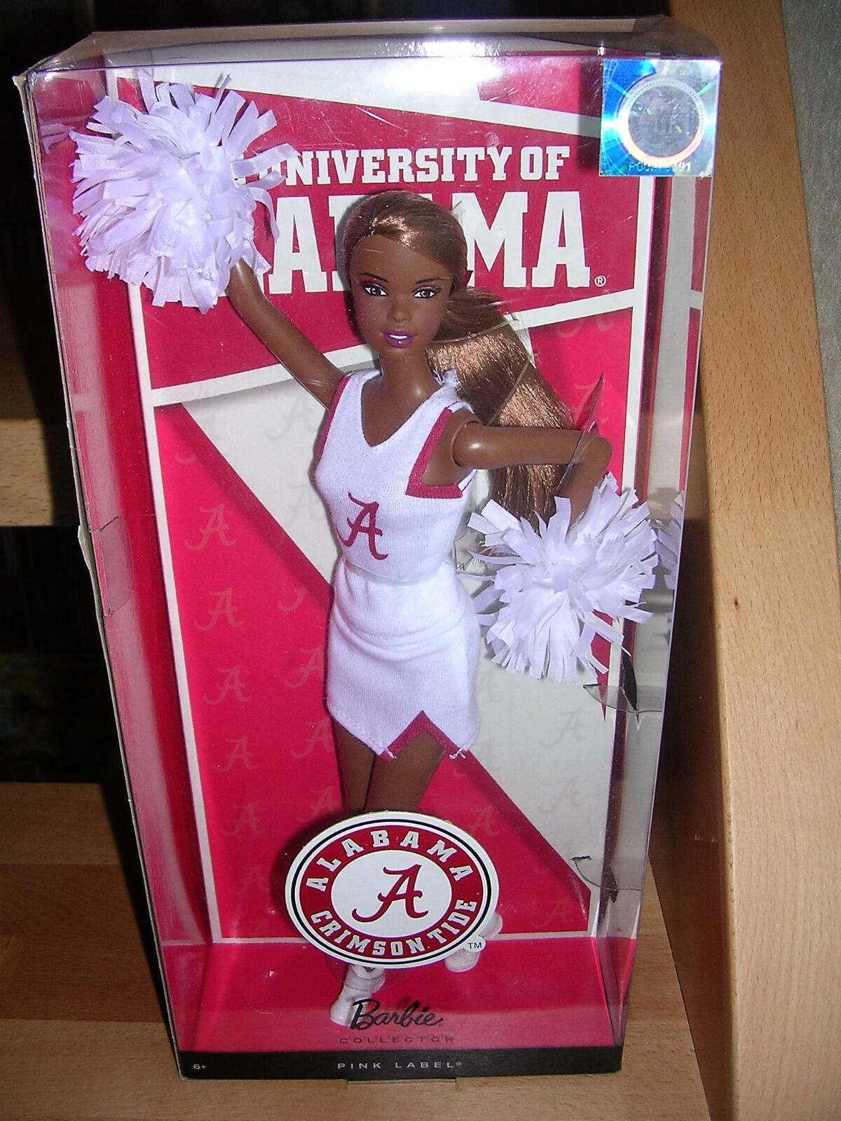 Barbie Badezimmer Set Barbie Christie Aa Aa Aa Cheerleader University Of Alabama