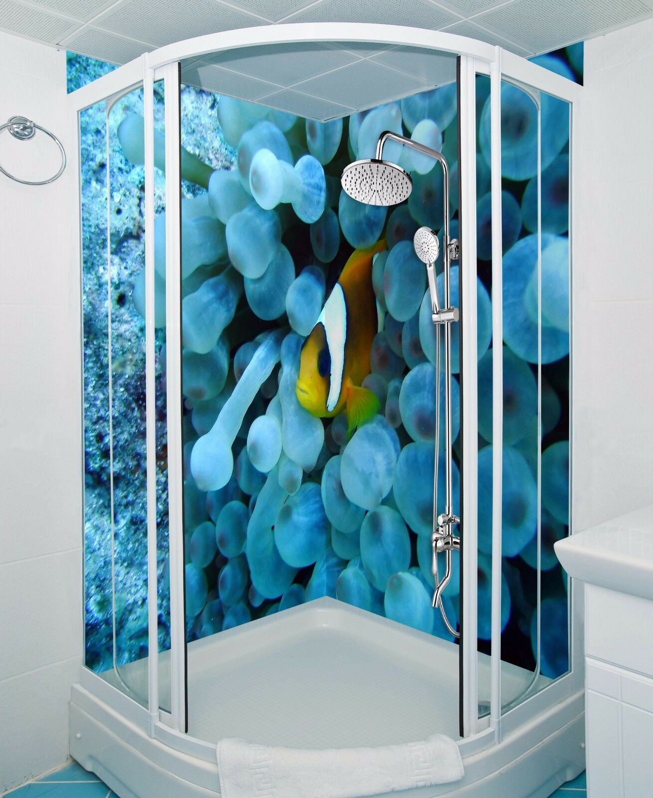 Wallpaper Murals For Bathrooms 3d 7074 Wallpaper Bathroom Print Decal Wall Deco Aj Wallpaper Au