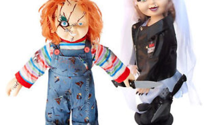 Bride Of Chucky Movie Collectibles Chucky Tiffany 24