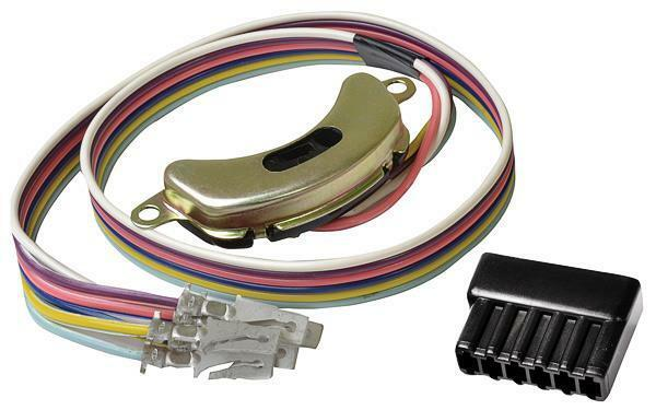 1957-58 Chevrolet Belair 150 210 Turn Signal Switch DII for sale
