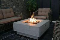 Manhattan (Eco Stone) - Gas Fire Pit - Elementi UK | eBay