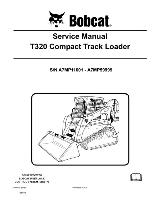 Bobcat T320 Parts Diagram Wiring Diagram Library
