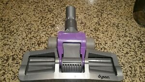 Dyson Purple Low Reach Bare Floor Attachment Brush Head