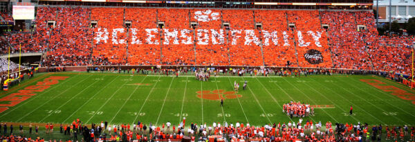 Clemson Football tickets - Clemson Tigers Football tickets on StubHub!