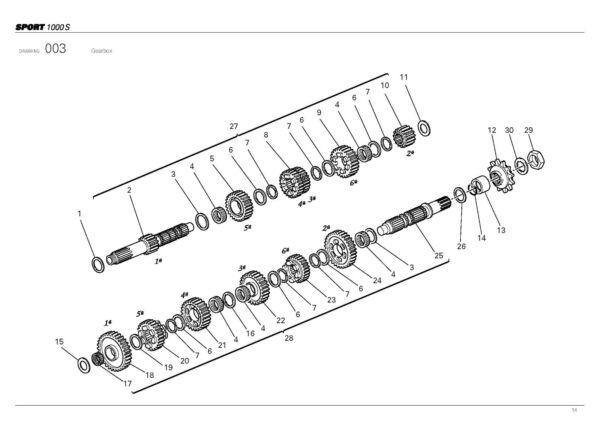 Ducati Parts Diagram - Wiring Diagram Onlina