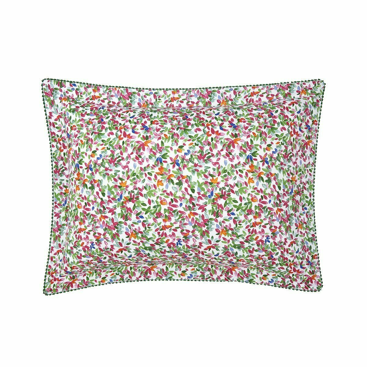 Detektiv Conan Bettwäsche Yves Delorme France Balades Cotton Sateen Pillow Sham Floral
