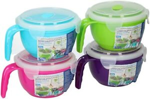 800 Ml Microwaveable Plastic Food Container Bowl Lunch