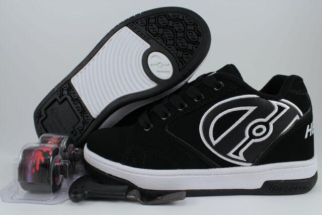 Heelys Kids Propel 20 Black White 770362 1 for sale online eBay