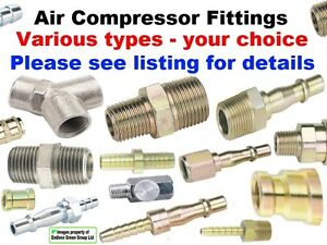 Air Compressor Parts Wide Choice Of Airtool Hose Fittings