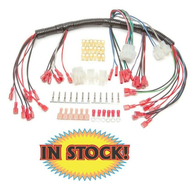 Painless Universal Gauge Wiring Harness / for Electric Speedometer