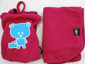 Children Kids Sleep Blanket Baby Kids Backpack Pillow